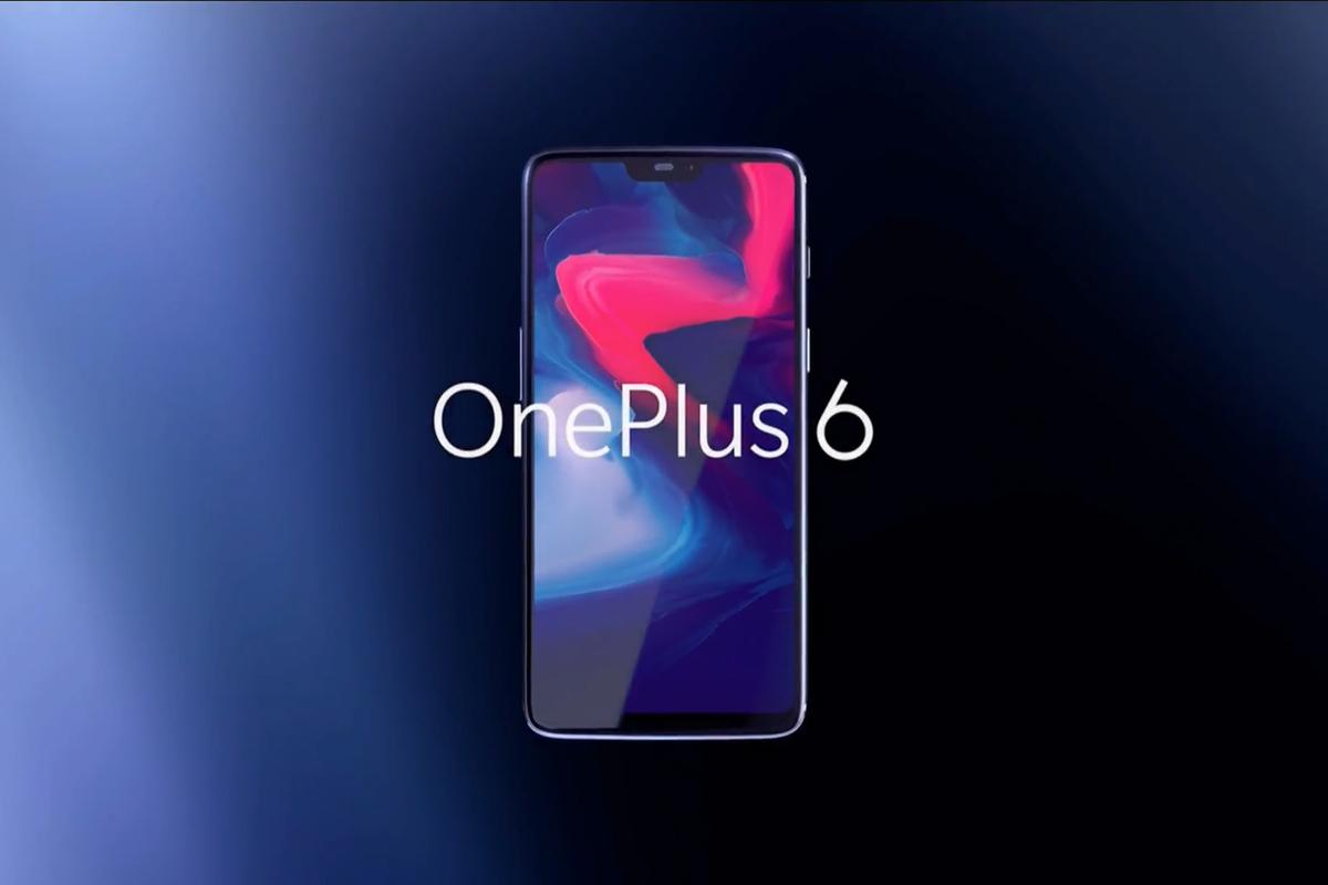 The OnePlus 6 can be yours from May 22 for $529