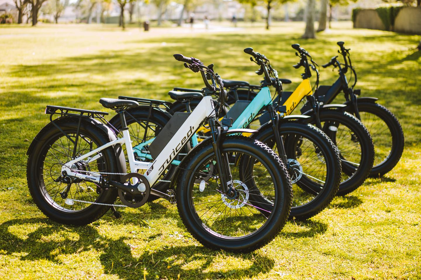 The RipCurrent S Step-Through ebike has been launched to appeal to a broader range of riders