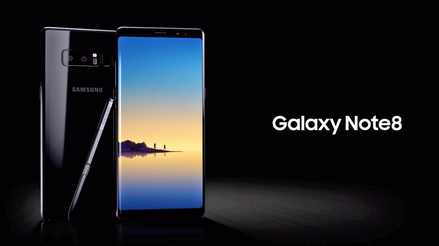 With the impressiveGalaxy Note 8, Samsung is hoping you'llforget about the Note 7 disaster