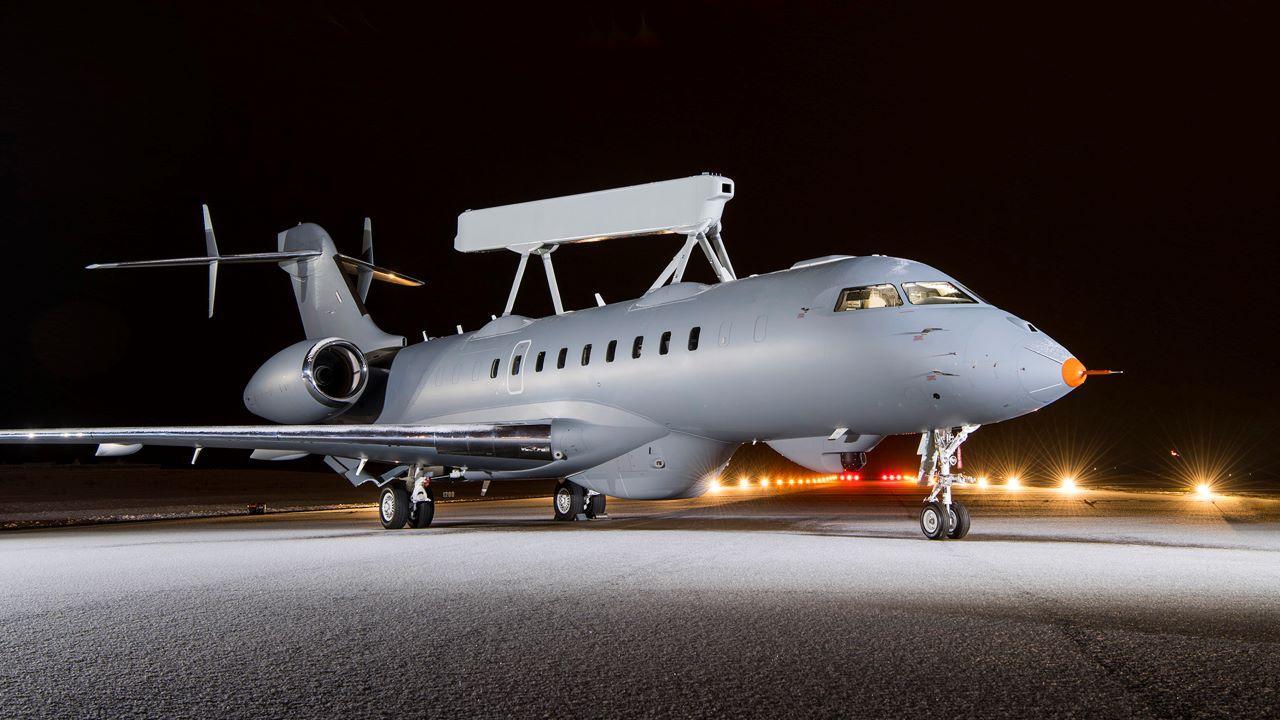 เครื่องบิน GlobalEye