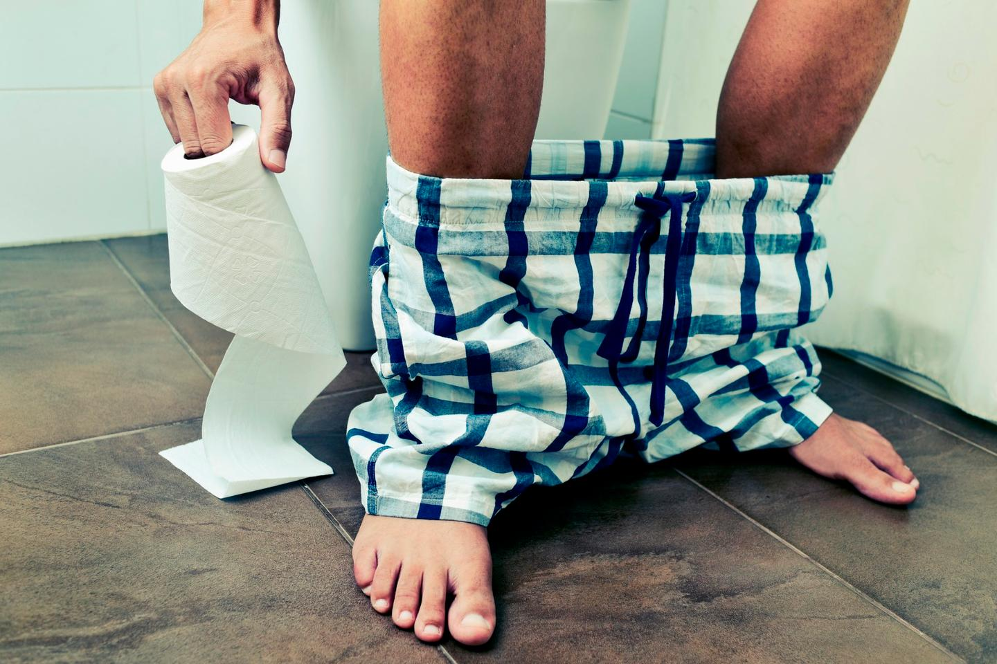 Shining light onto nerves in the gut could help relieve chronic constipation