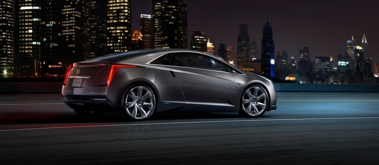 The Cadillac ELR