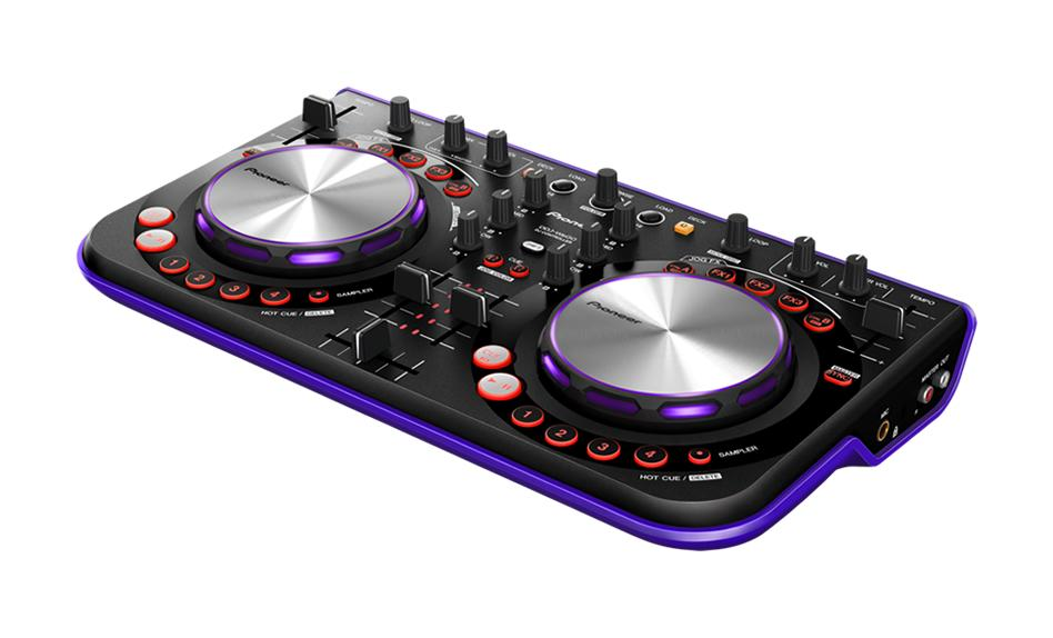 Pioneer's DDJ-WeGO DJ console is perfect for beginners, or veterans on a budget