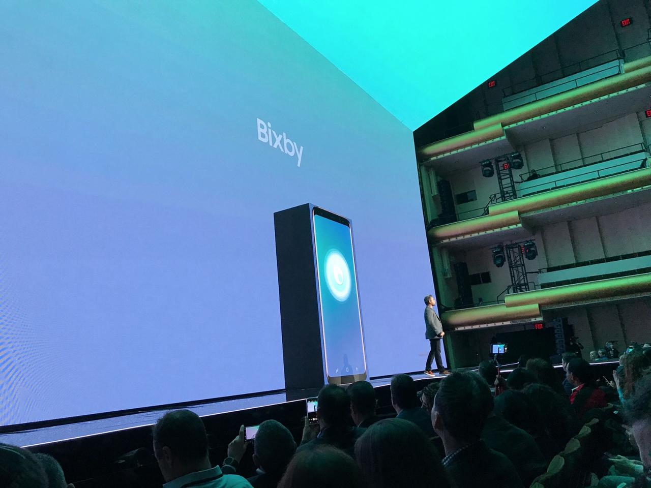 Samsung launches Bixby, a virtual assistant it hopes to roll out to all of its smart appliances