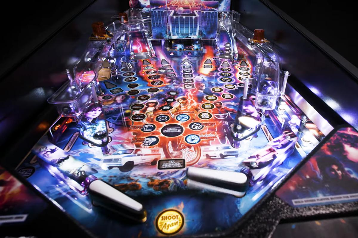 Stern Pinball is promising an immersive Stranger Things experience