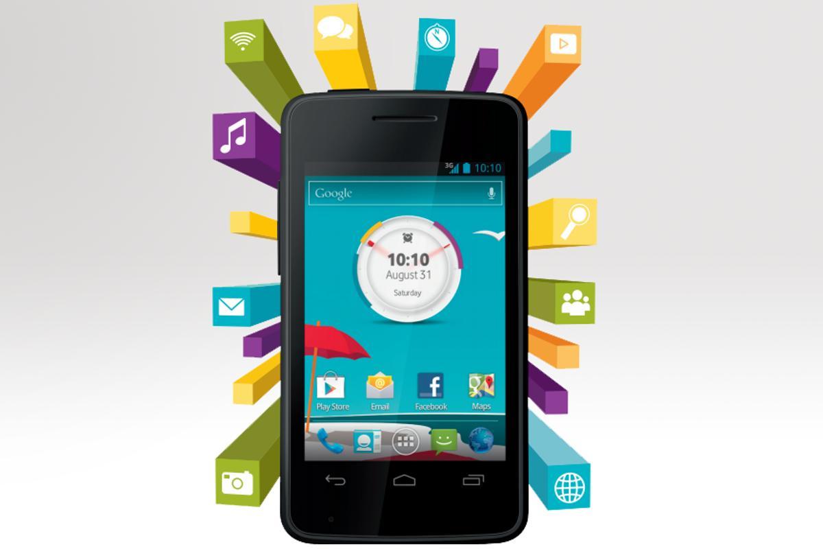 Vodafone's inexpensive Smart Mini runs on Android 4.1 Jelly Bean