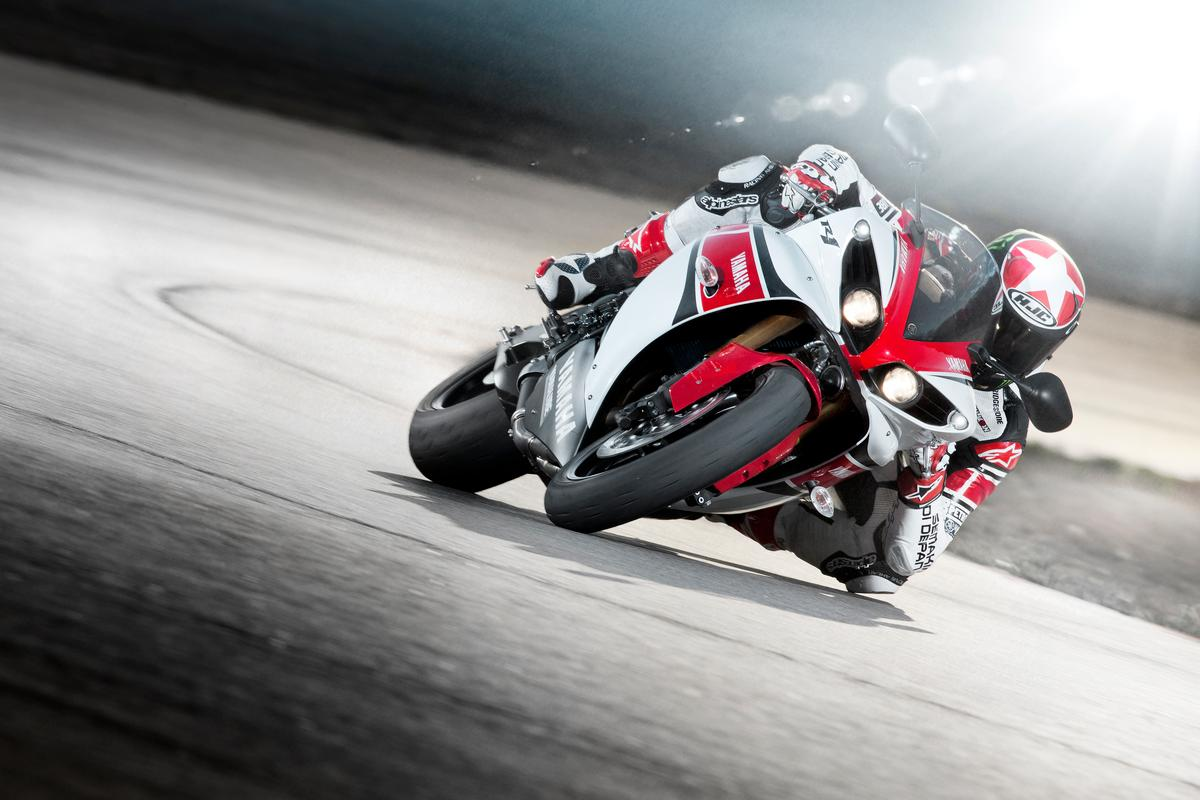 The 2012 Yamaha YZR-M1