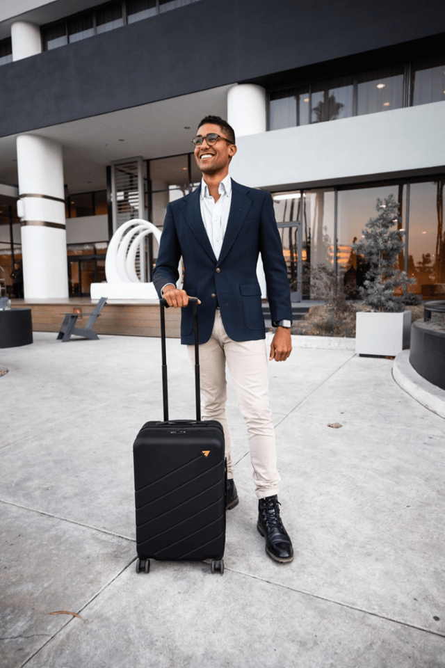 The Roomy Carry-On is built to last