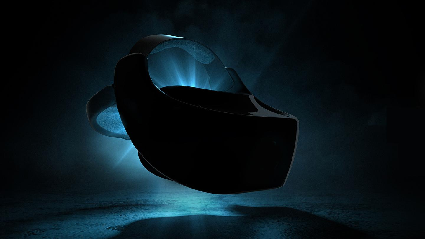 A shadowy look at the standalone HTCVive Daydream headset, coming in 2017
