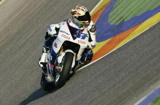 Vermeulen on the Suzuki