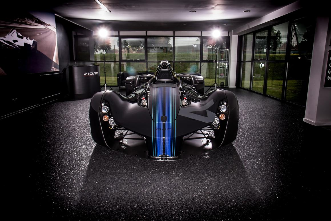 BAC and Autodesk perform some artwork on the Mono