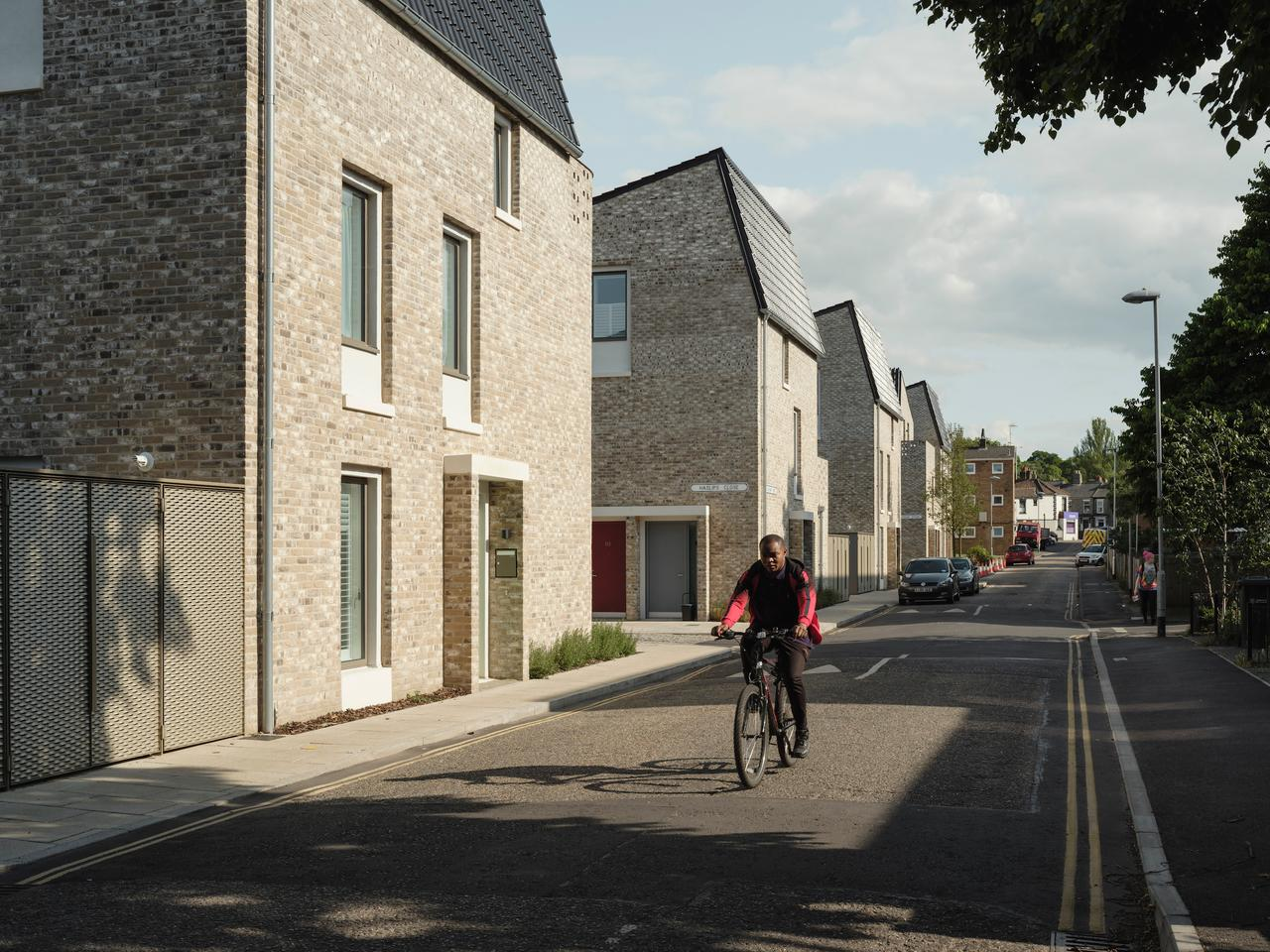 Goldsmith Street won the Stirling Prize, which is Britain's most prestigious architecture award