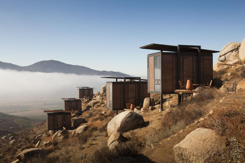 "Hotel Endemico is a new eco-retreat set on 94 hectares of wilderness, and features a collection of 20 low impact ""Eco-Lofts"""