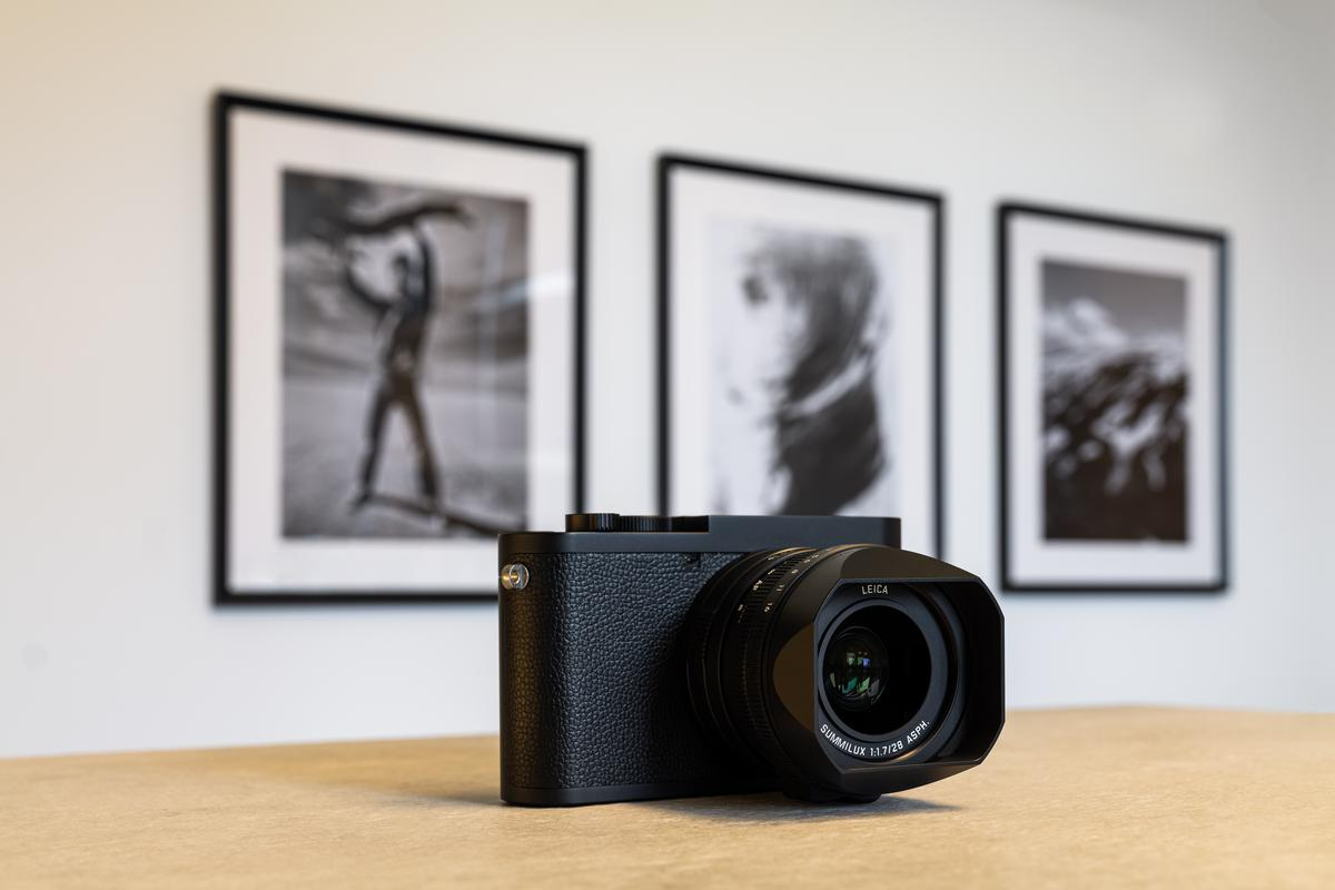 Leica's next generation Q camera features a dedicated Monochrom full-frame CMOS sensor