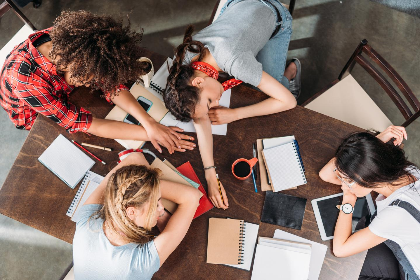 The University of Minnesota study found pushing school start time later to around 8.30am increased student sleep times by over 40 minutes each night