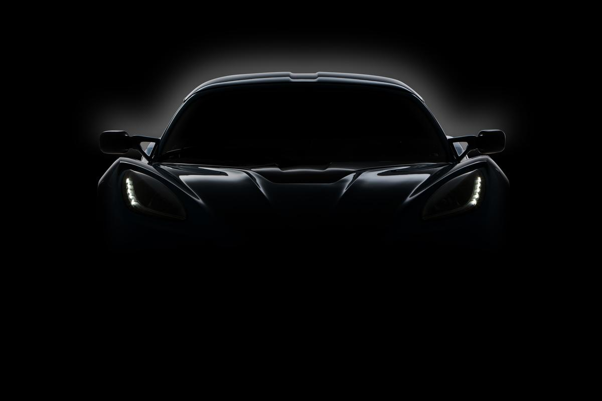 Detroit Electric teases its debut electric sports coupe