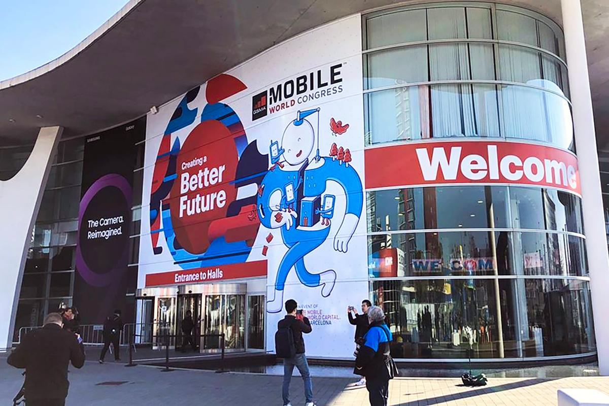Mobile World Congress is held in Barcelona every year