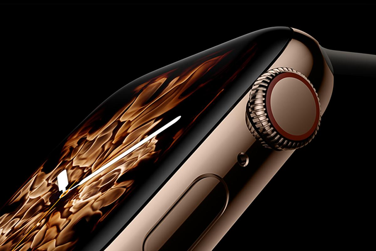 The Apple Watch Series 4 comes in two new sizes, 40 mm and 42 mm
