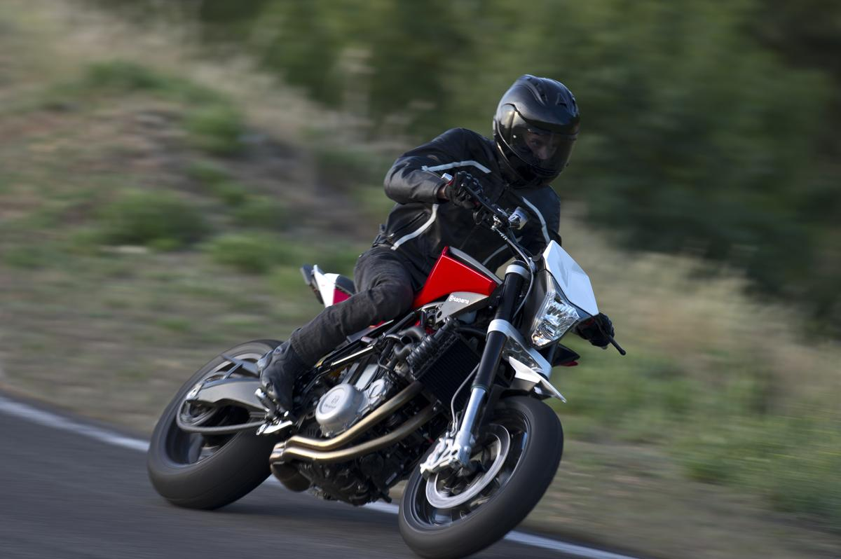 The plan is to have the new 900cc NUDA in the showrooms by the end of the year