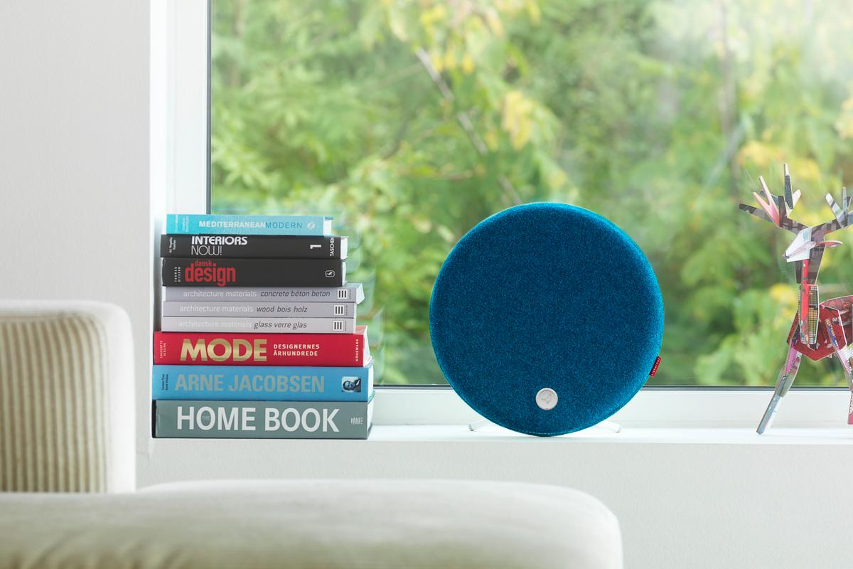 The Loop wireless speaker from Libratone