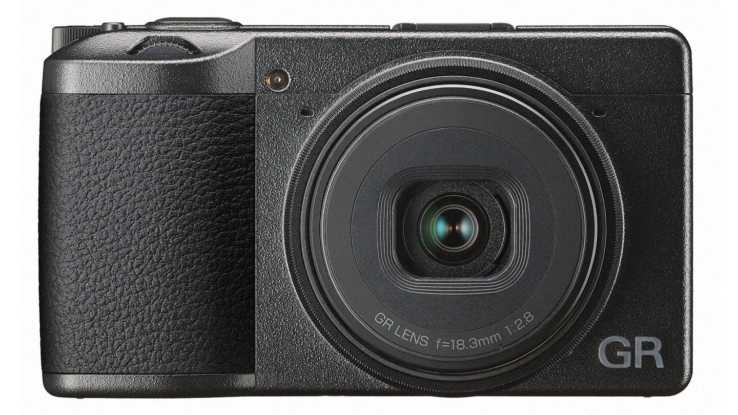Ricoh has updated its GR point-and-shoot classic