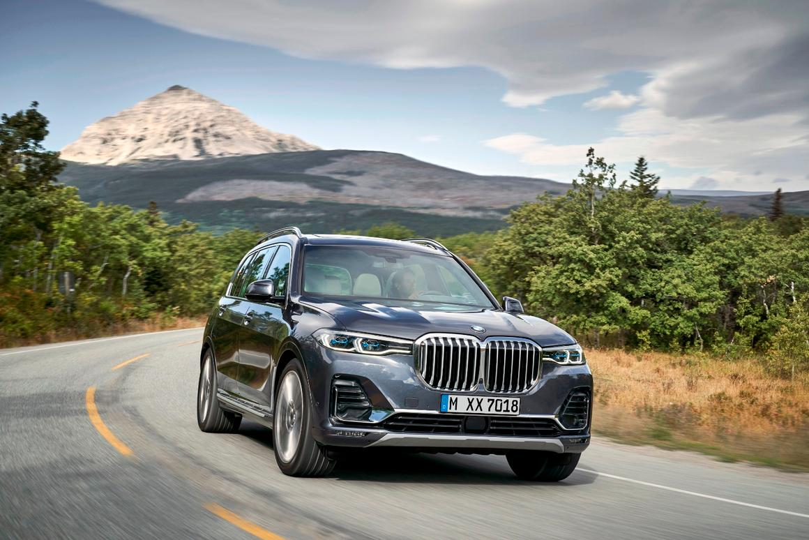 All new for 2019, BMW's X7 is its biggest SUV to date, complete with seven seats and an intelligent, adaptive luxury interior