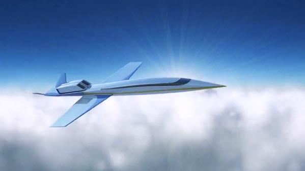 Spike Aerospace's S-512 is a supersonic business jet designed to travels at speeds of up to Mach 1.8
