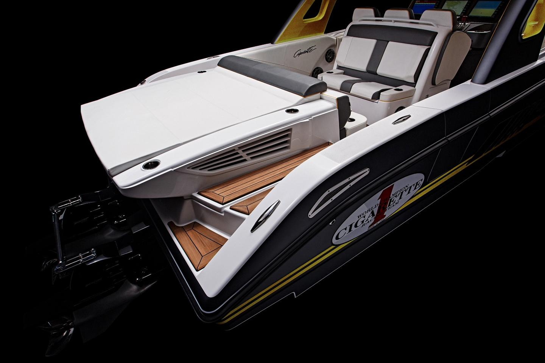 The Cigarette Racing Team 41' SD GT3 was designed under Gorden Wagener