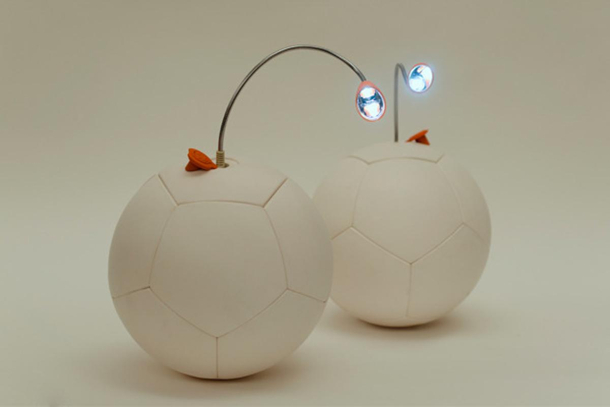 Uncharted Play's SOCCKET energy-generating soccer ball is on Kickstarter now