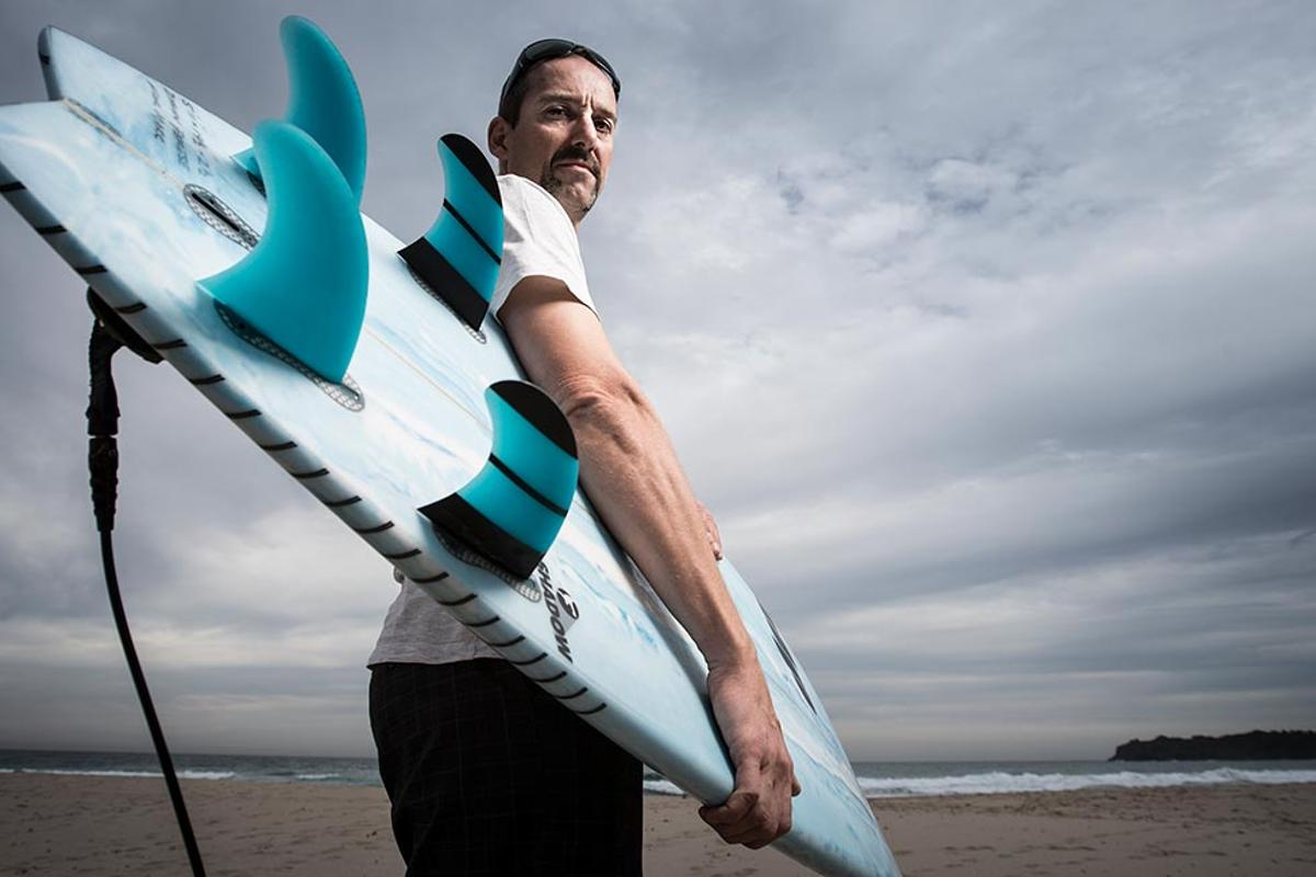 With further development, the researchers hope to bring their customized fin service to market