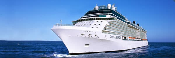 Celebrity Cruises is putting the iPad to work a a tour guide