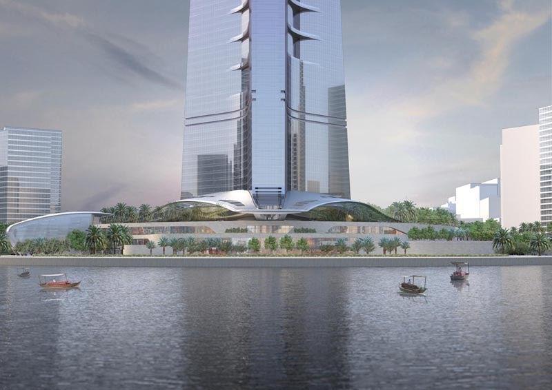 Jeddah Tower will rise 1,007 m (3,303 ft), dwarfing even the Burj Khalifa – the world's current tallest skyscraper