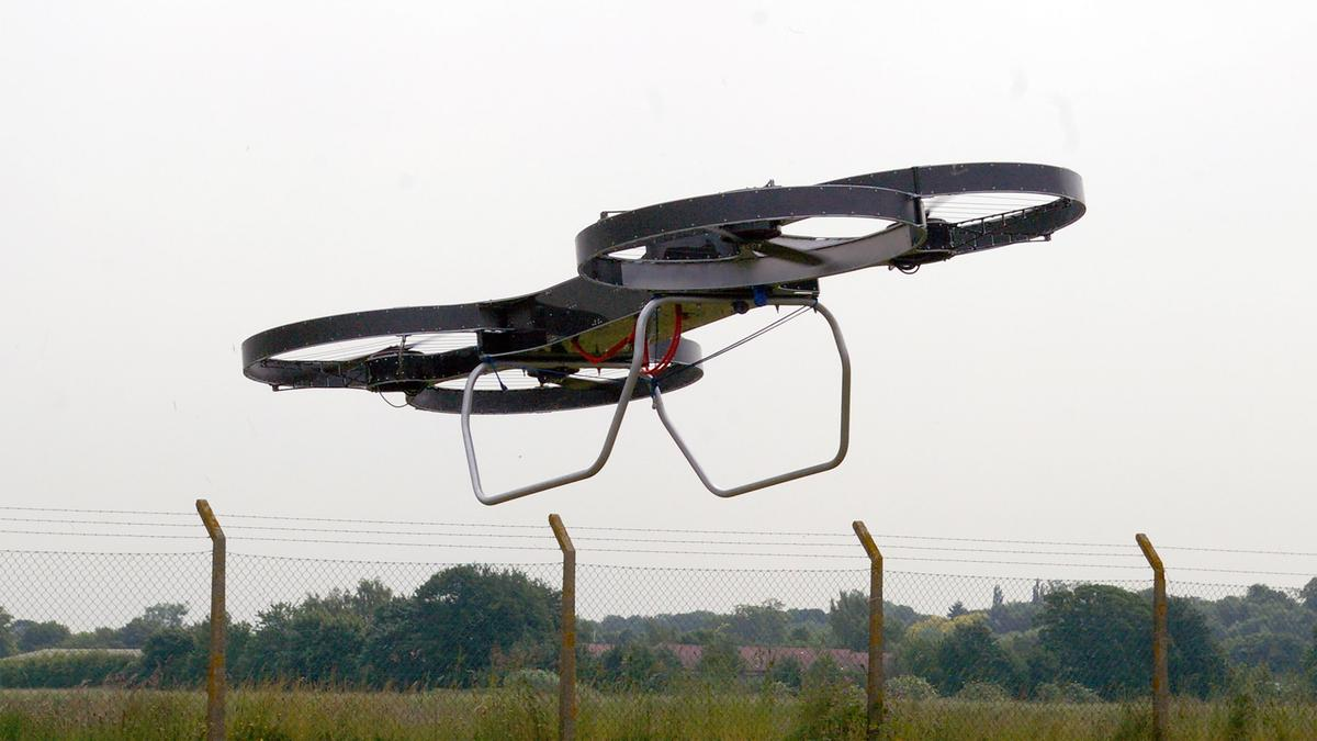 It looks more likely than ever that we'll see the Malloy Aeronautics Hoverbike take to the skies