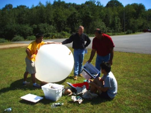 Bringing it all together, the MIT students get prepared to launch