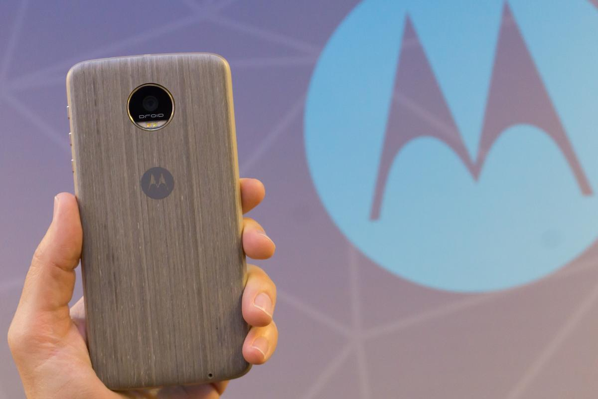 The Lenovo Moto Z is ambitious, and if everything works well, could be the most innovative phone of the year