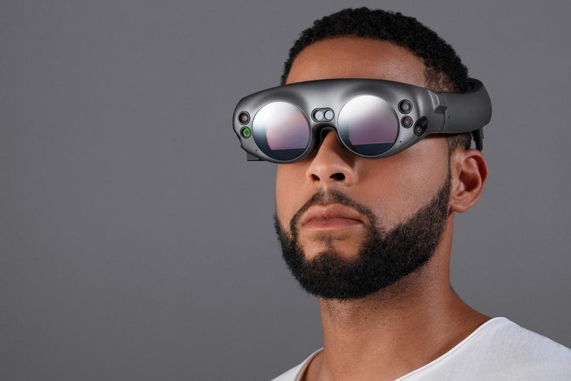The timing for the commercial arrival of the Magic Leap headset still remains unclear