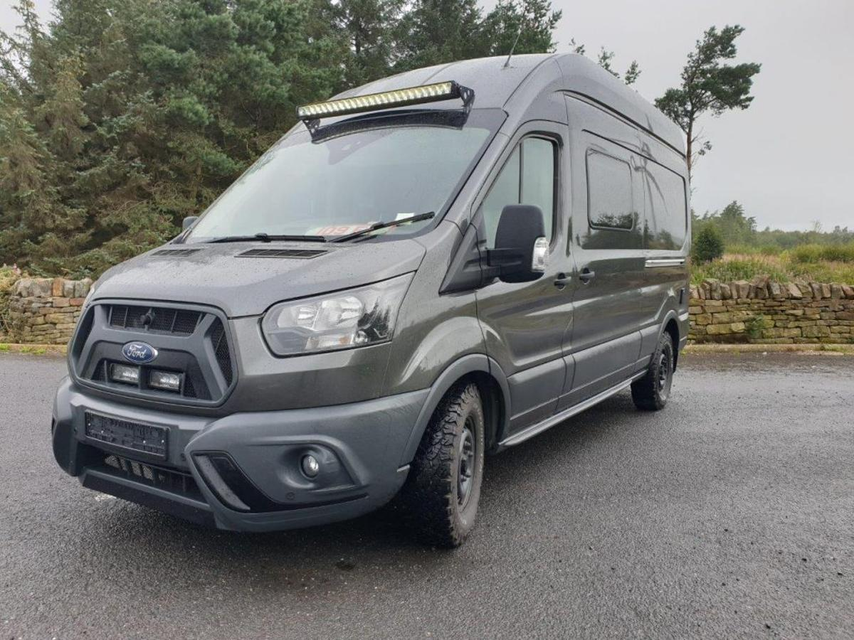 Wellhouse Leisure Ford Transit Giant