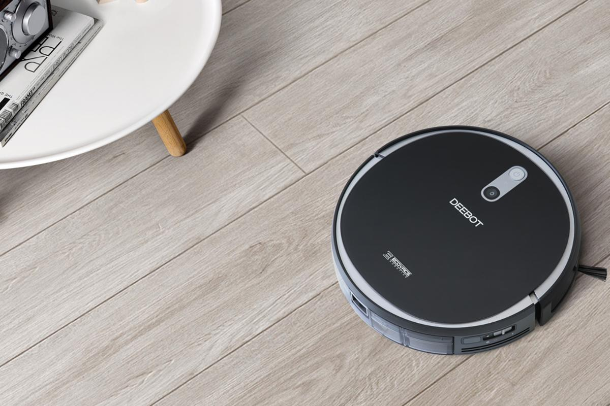 The new Ecovacs Deebot 711 has better battery life and much more intelligent room mapping than its predecessor
