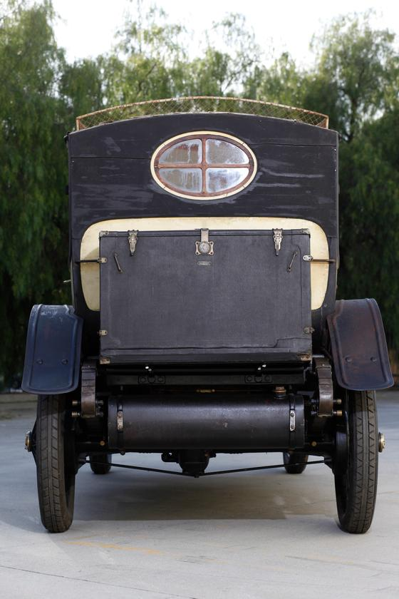 The Type Alfonso XIII is set to go on sale at an upcoming Amelia Island auction (Photo: Dave Teel, RM Auctions)