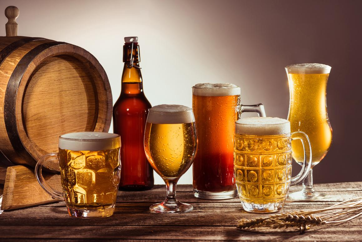 Genetically engineered yeast could help keep beer from going stale too quickly