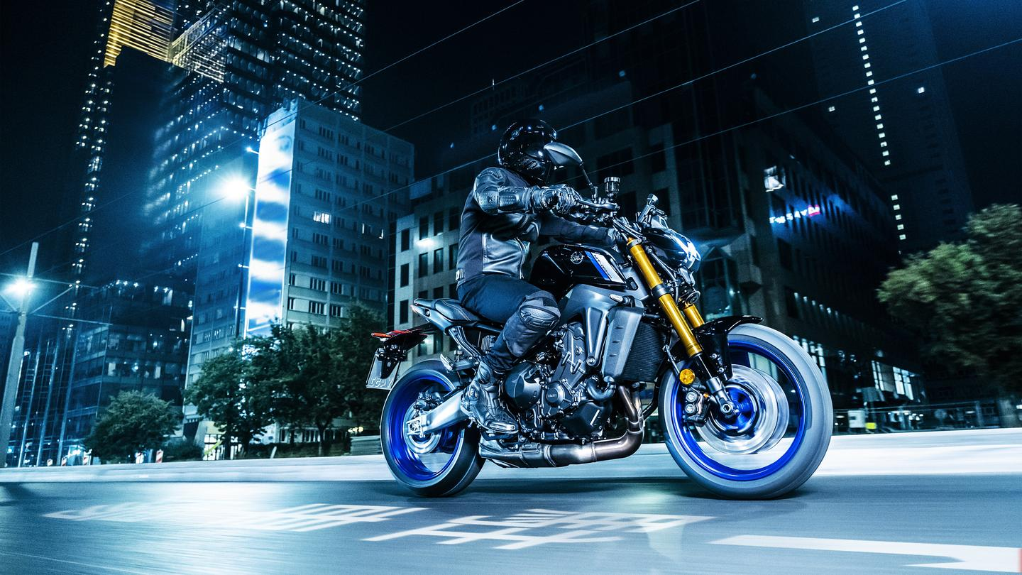 Yamaha has introduced the SP version of the third-generation 2021 MT-09