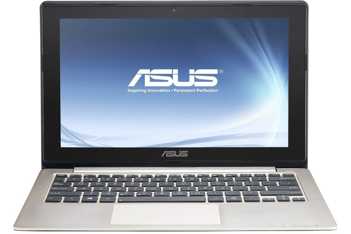 The ASUS VivoBook X202, with its 11.6-inch touchscreen