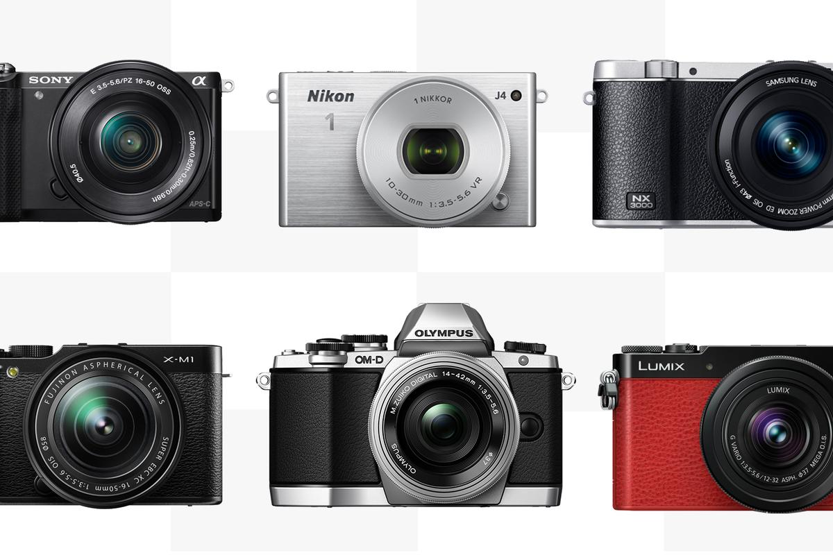 Gizmag looks at some of the best entry-level and mid-range mirrorless cameras available in 2014
