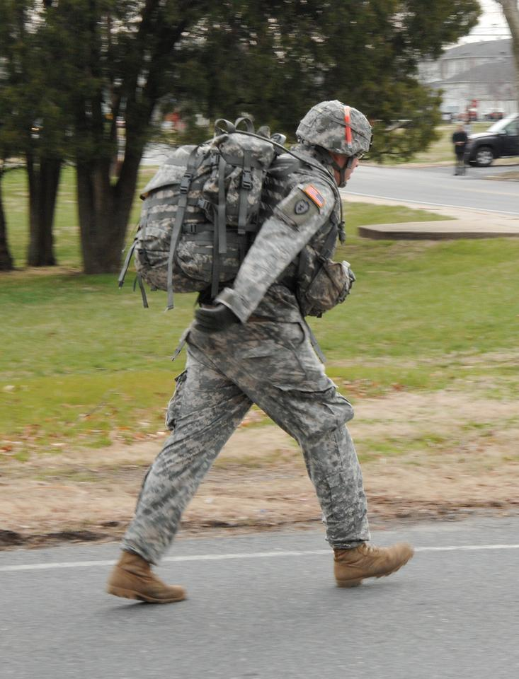 Soldiers could lighten their rucksacks with gear made using structural batteries