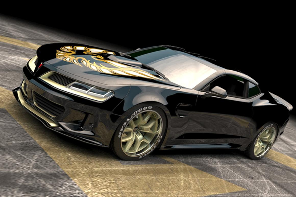 Trans Am Revives The Dead With 1000 Hp Modern Day Firebird