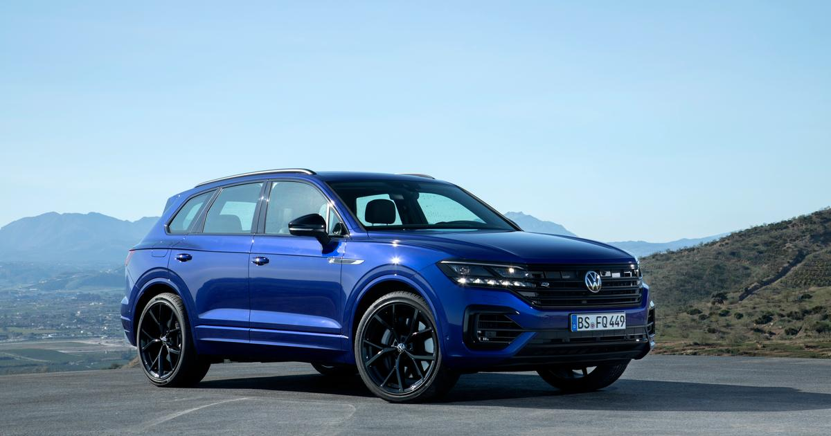 VW Touareg R electrifies city commutes and trailer-tugging adventures