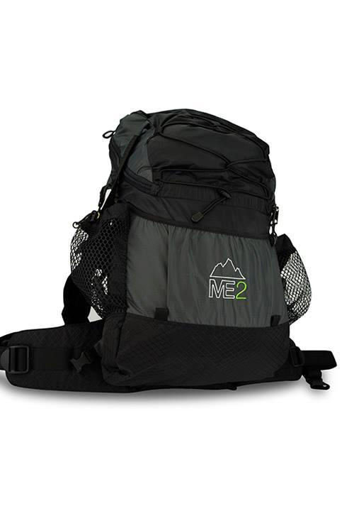 The ME-2 pack is designed as one size fits all