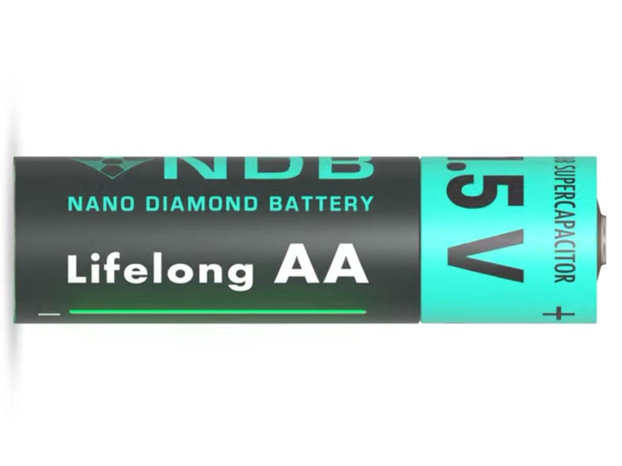 Nano diamond batteries: each one generates its own power for decades, even millennia, using recycled nuclear waste safely packaged in crash-proof, tamper-proof diamond