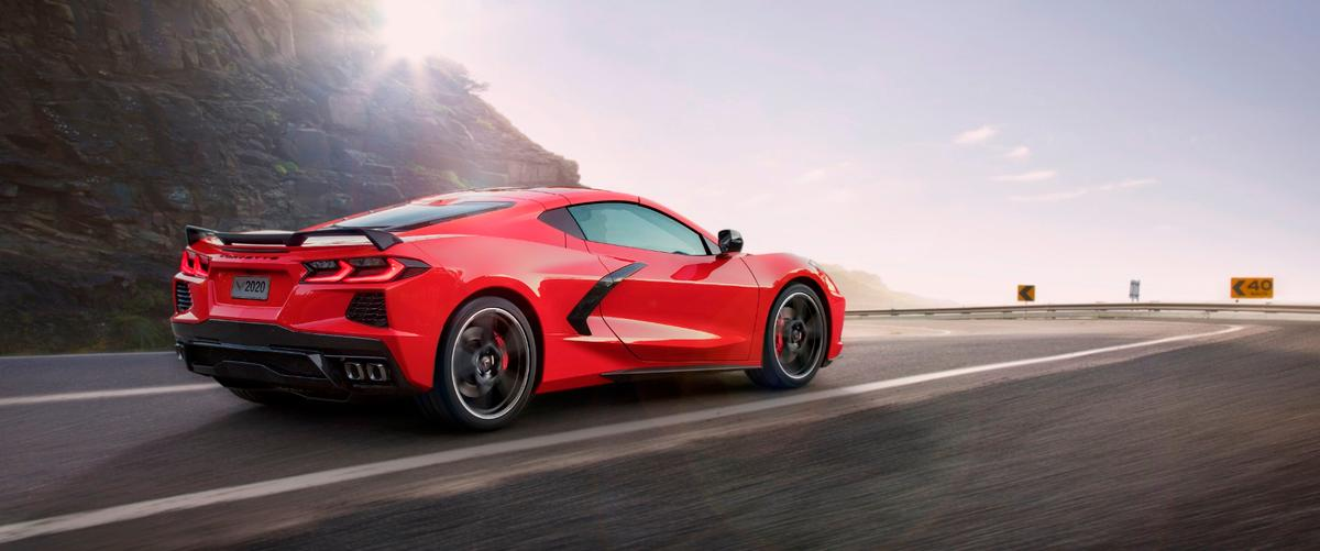 Chevrolet announced a new Z51 performance package that will be available on all models of the 2020 Corvette Stingray