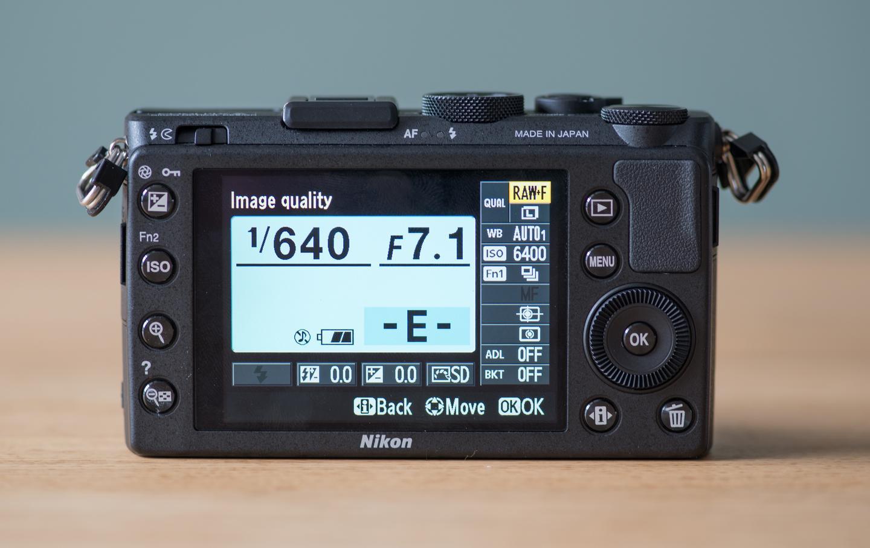 Review: Nikon Coolpix A